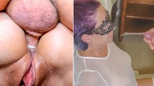 Hardcore Anal Milf Mature, anal sex and facial cumshot