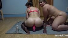 Bbw anal porn fucking each other